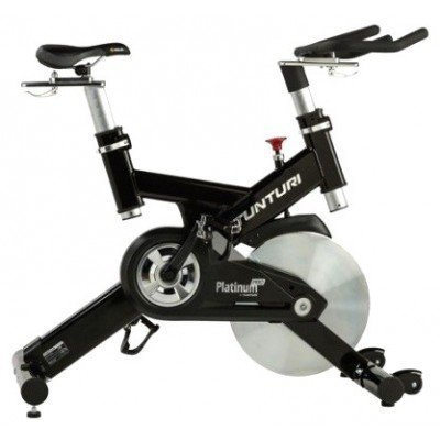 Bicicleta Indoor Cycling Tunturi Platinum