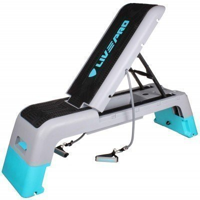 Stepper aerobic LivePro Fit