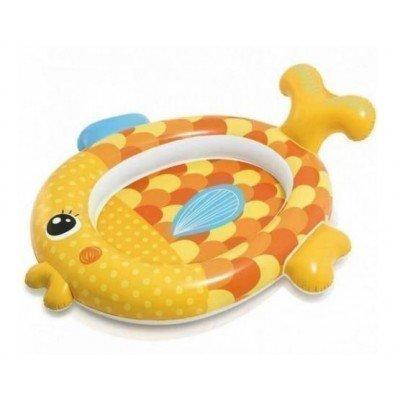 Piscina gonflabila copii Fish 57111