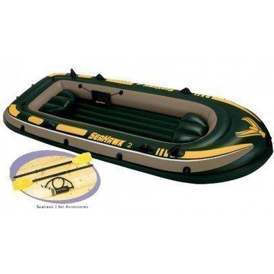 Barca goflabila Intex Seahawk 2