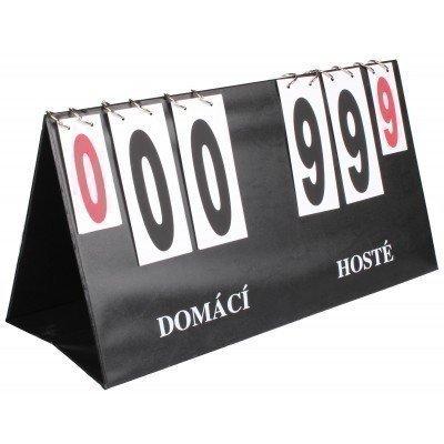 Tabela scor Merco 0-99 puncte 0-9 seturi