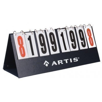 Tabela scor Artis 0-199 puncte 0-7 seturi