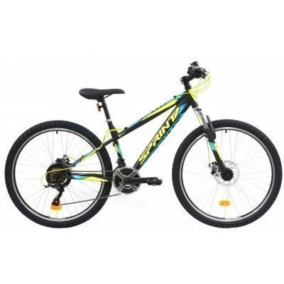"Bicicleta MTB Sprint Active DD 26"" 2019"