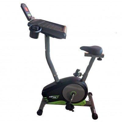 Bicicleta fitness cu suport de laptop DHS 8508