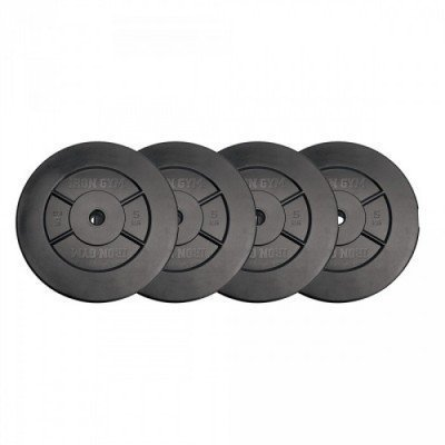 Set greutati Iron Gym 20 Kg