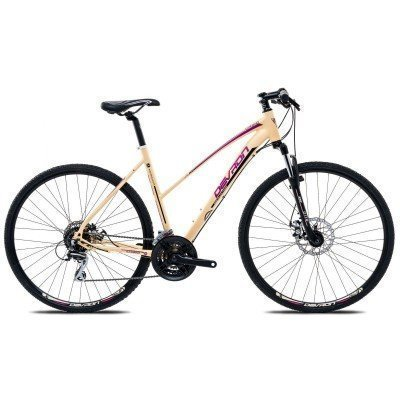 "Bicicleta Cross Devron Cross LK2.8 28"" 2017"