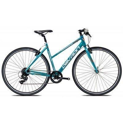 """Bicicleta Cross Devron Urbio LU1.8 28"""" 2017"""