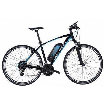 "Bicicleta electrica Devron 28161 28"" 2018"