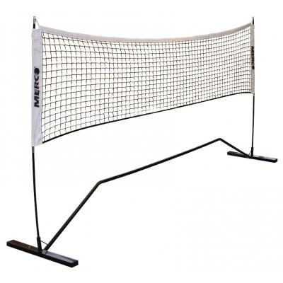 Set fileu badminton cu suport Merco