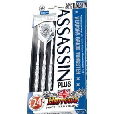 Sageti darts Harrows Assasin Plus 80% Tungsten