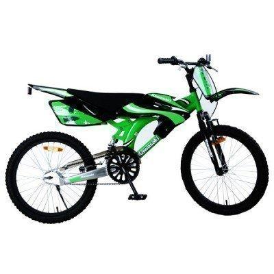 "Bicicleta copii Kawasaki Rebel 20"""