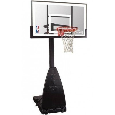 Sistem baschet portabil Spalding NBA Platinum