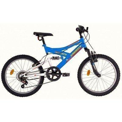 Bicicleta MTB DHS Rocket 2041 - model 2017
