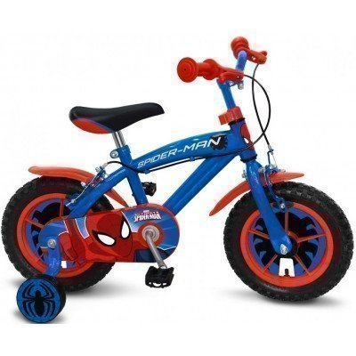 "Bicicleta copii Stamp Spiderman 14"""