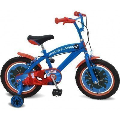 Bicicleta copii Stamp Spiderman 16""