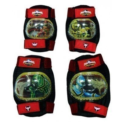 Set aparatori Sportmann Super Rangers