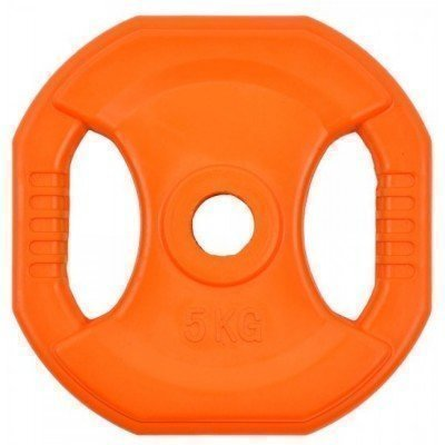Greutate cauciucata inSPORTline Pump 5kg/25mm