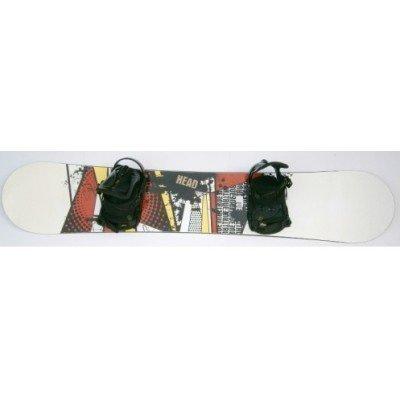 Set placa snowboard Head True