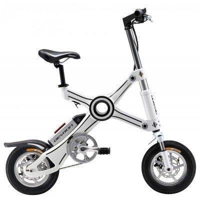 Bicicleta pliabila electrica Devron Folding X3