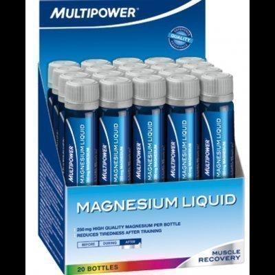 Magneziu Lichid 20x25G