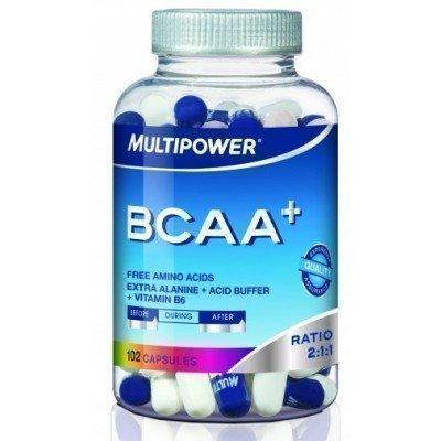 BCAA 102 Capsule
