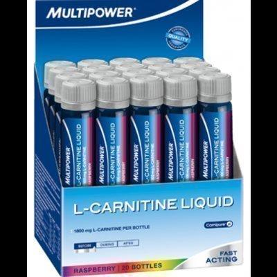 L-Carnitina 20x25G