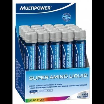 Super Amino Lichid 20x25ML