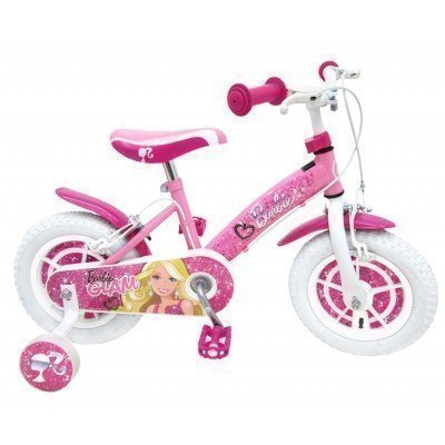 Bicicleta copii Stamp Barbie 12''