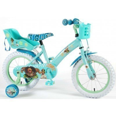 Bicicleta copii E&L Cycles Disney Vaiana 14""
