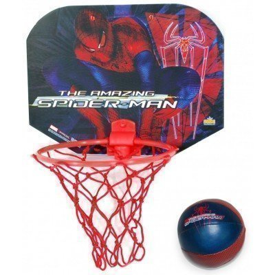 Minipanou baschet Saica Spiderman