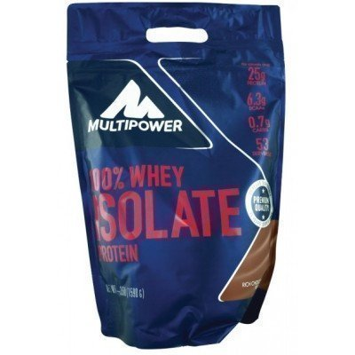 100% Whey Isolate Protein 1590G