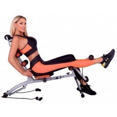 Aparat fitness Techfit AB Multi Crunch