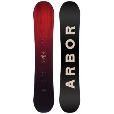 Placa snowboard Arbor Foundation 2017