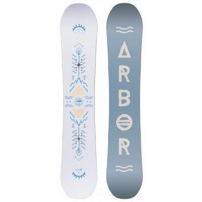 Placa snowboard Arbor Poparazzi 2017