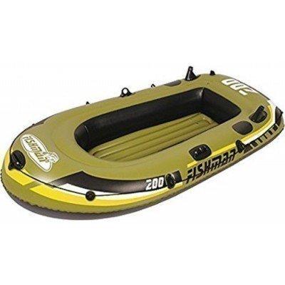 Barca goflabila Jilong Fishman 200