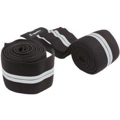 Benzi elastice pentru genunchi inSPORTline KneeWrap