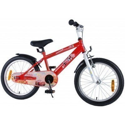 "Bicicleta baieti Volare Cars 18"""