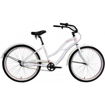 Bicicleta City Devron Urbio LU2.6 2016