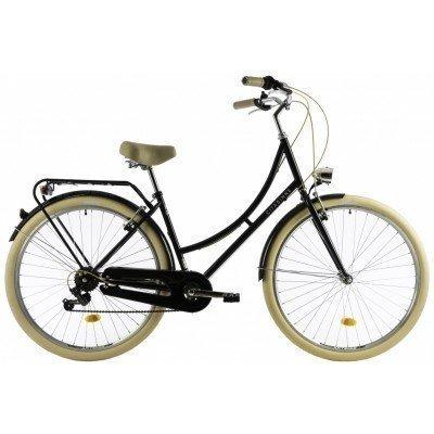 Bicicleta City DHS Citadine 2634 2018