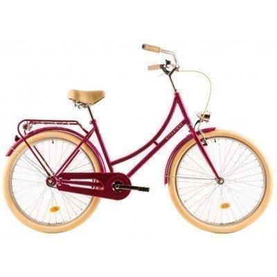 Bicicleta City DHS Citadinne 2632 - model 2018