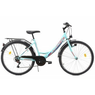 Bicicleta City DHS Kreativ 2614 2019