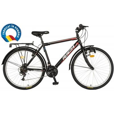 """Bicicleta City Rich CSR26/35A 26"""""""