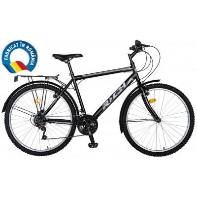 """Bicicleta City Rich R2635A 26"""""""
