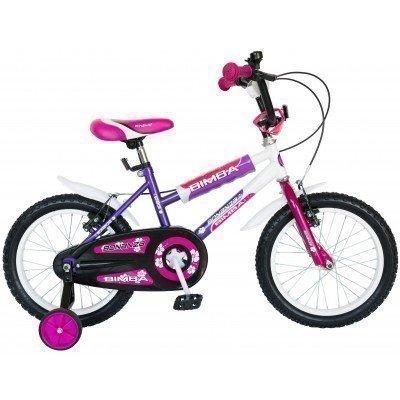 Bicicleta copii Bonanza Bimba G1602B