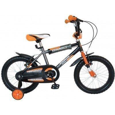 Bicicleta copii Bonanza Bimbo G1601B