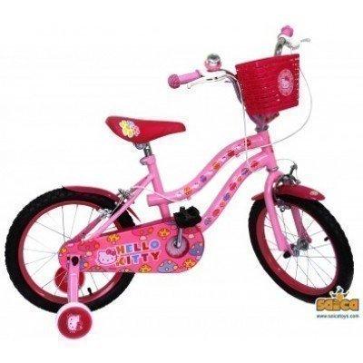 """Bicicleta copii Saica Hello Kitty 16"""""""