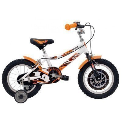 Bicicleta copii DHS Kid Racer 1403 - model 2017