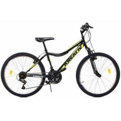 Bicicleta copii DHS Kreativ 2404 2019