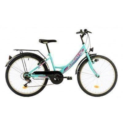 Bicicleta copii DHS Kreativ 2414 2018
