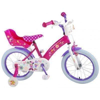Bicicleta copii E&L Cycles Minnie Mouse 16''
